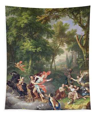 The Rape Of Proserpine Tapestry