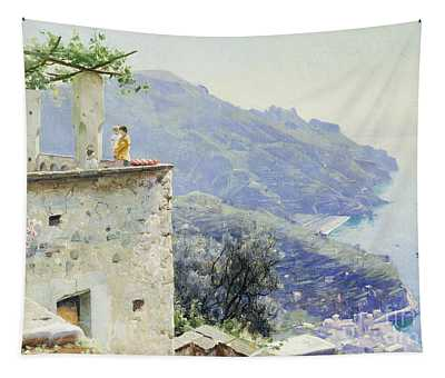The Ravello Coastline Tapestry