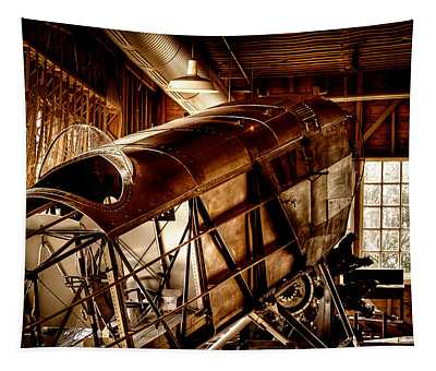 Museum Of Flight Wall Tapestries