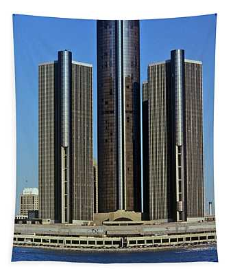 The Renaissance Center, A Skyscraper Tapestry