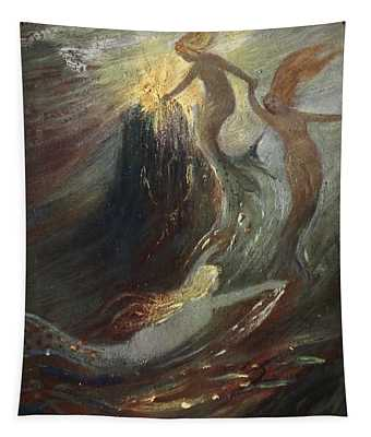 The Rhine Gold, 1906 Tapestry