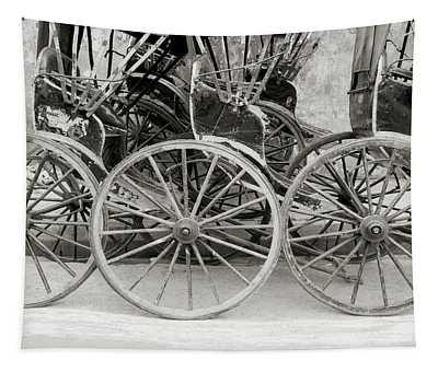 The Rickshaws Tapestry
