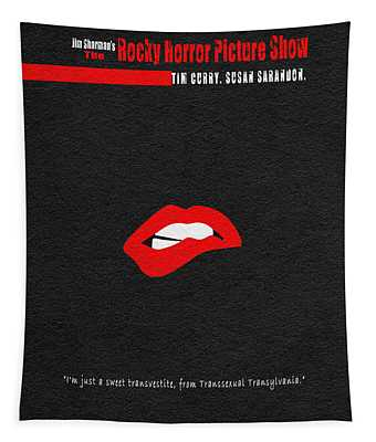 The Rocky Horror Picture Show Tapestry
