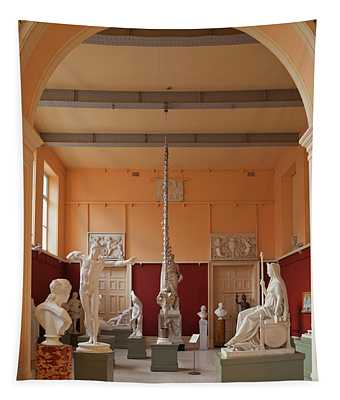 The Sculpture Gallery,interior Tapestry