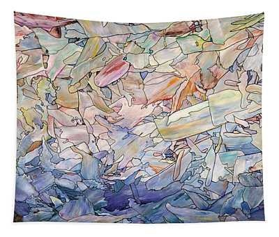 Fragmented Sea Tapestry