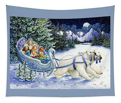 The Snow Queen Tapestry
