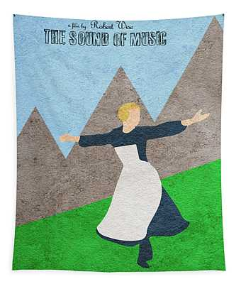 The Sound Of Music Tapestry