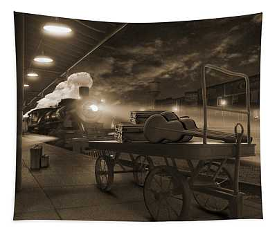 The Station 2 Tapestry
