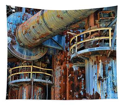 The Steel Mill Tapestry
