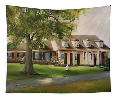 The Sunrise House Tapestry