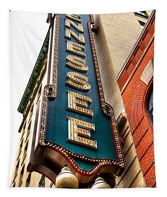 The Tennessee Theatre - Knoxville Tennessee Tapestry