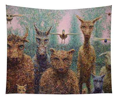 The Untamed Tapestry
