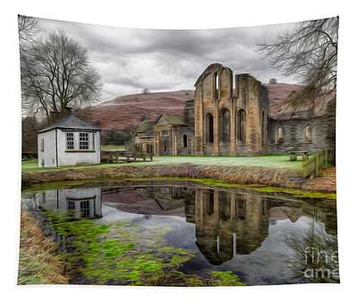 The Welsh Abbey Tapestry