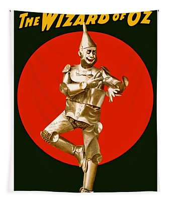 The Wizard Of Oz Tapestry