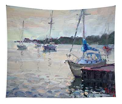 The Youngstown Yachts Tapestry