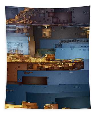 This Is Lake Powell Tapestry