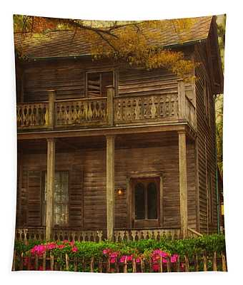 This Old House Tapestry