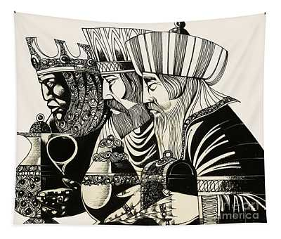 Wise Men Wall Tapestries