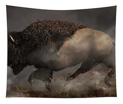 Thunderbeast Tapestry