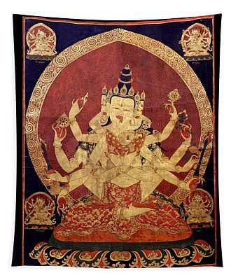 Tibetan Art Tapestry