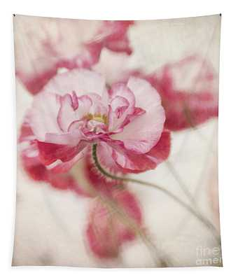 Tickle Me Pink Tapestry
