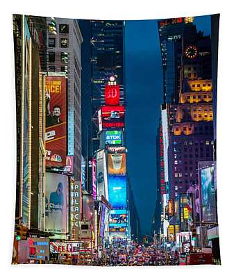 Times Square I Tapestry