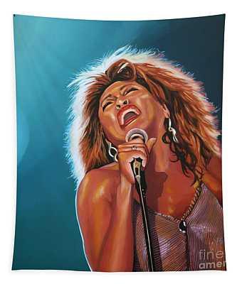 Tina Turner 3 Tapestry