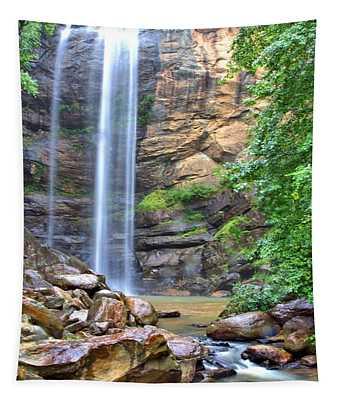 Toccoa Falls Tapestry