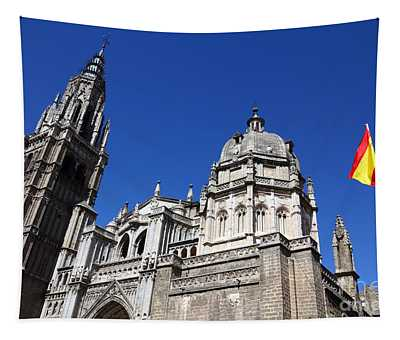 Toledo Cathedral Tapestry