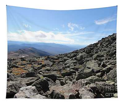 Top View Mt Washington Tapestry