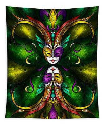 Topsy Turvy Tapestry