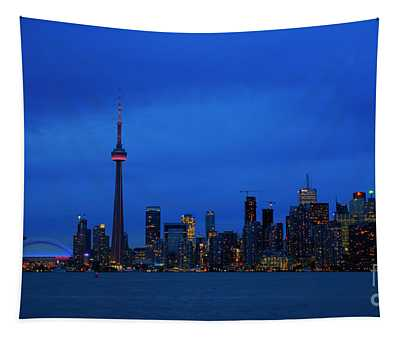 Toronto Blues... Tapestry