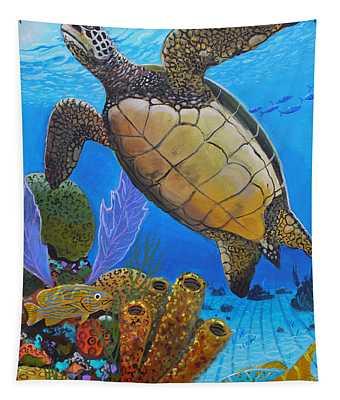 Tortuga Tapestry
