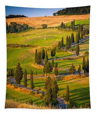Toscana Strada Tapestry