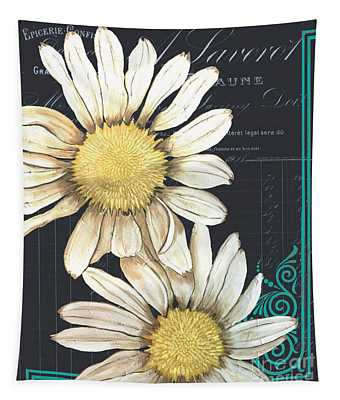 Tranquil Daisy 1 Tapestry