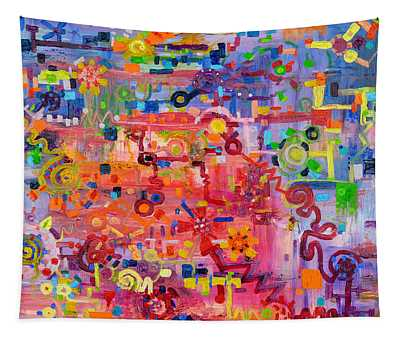 Transition To Chaos Tapestry
