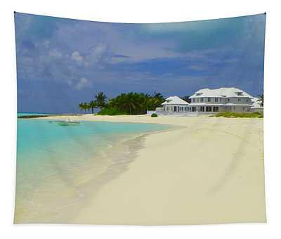 Treasure Cay Tapestry