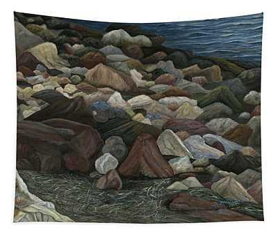 Treasure Stones Tapestry