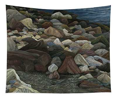 Treasure Stones Tapestry