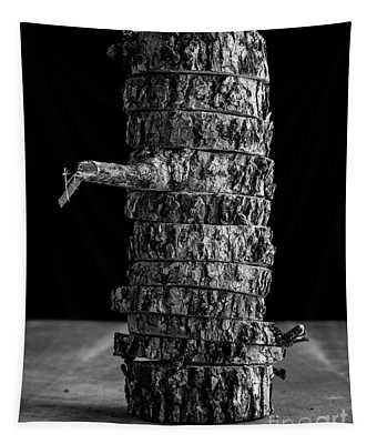 Tree Deconstructed II Tapestry