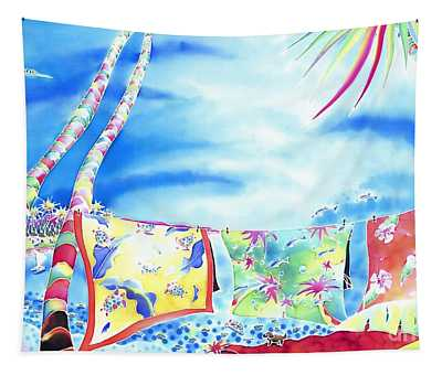 Tropical Wind Tapestry