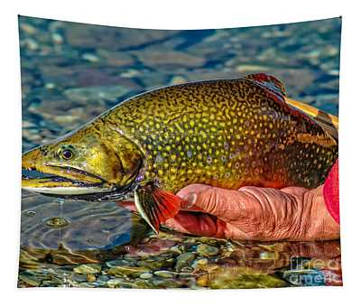 Trout Tapestry