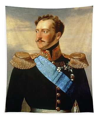 Tsar Nicholas I Tapestry