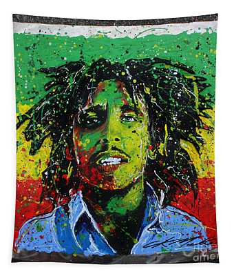 Tuff Gong Tapestry