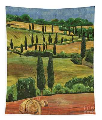 Tuscan Dream 1 Tapestry