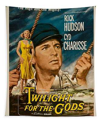 Twilight Of The Gods 1958 Tapestry