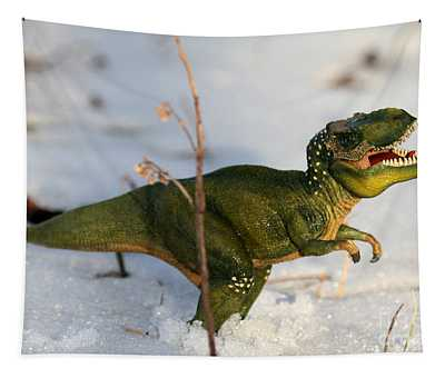 Tyrannosaurus Rex Tapestry