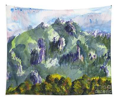 Uintah Highlands 1 Tapestry