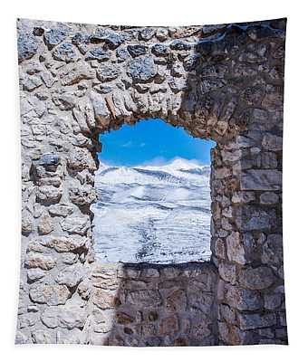 A Window On The World Tapestry