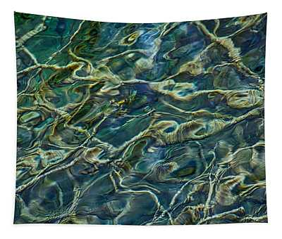 Underwater Roots Tapestry